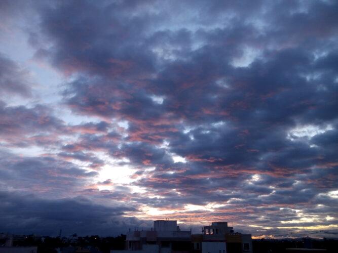 Συννεφιά και κανονικές θερμοκρασίες σήμερα στα Χανιά