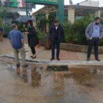 Πλημμύρα (ξανά) στον Κλαδισό με την πρώτη βροχή