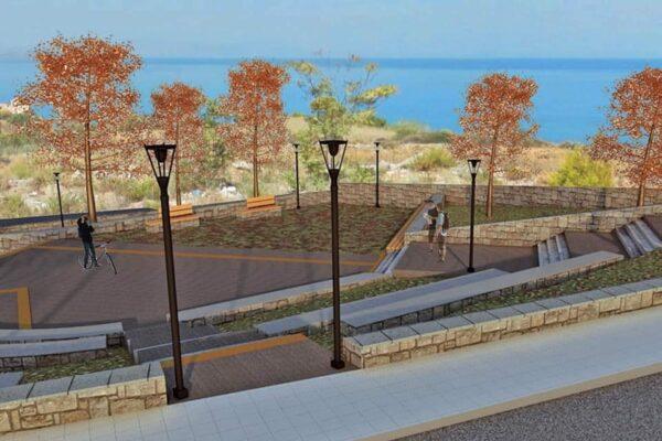 Νέο πάρκο αναψυχής για τους κατοίκους της Χαλέπας