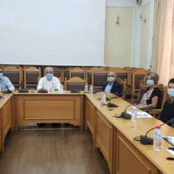 Παρουσιάσθηκαν τα συνοδευτικά μέτρα «Κοινωνικής Σύμπραξης της Περιφέρειας Κρήτης» την περίοδο 2019-2020