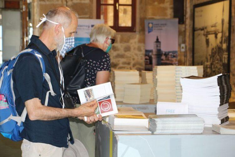 Με επιτυχία συνεχίζεται το Βazaar Βιβλίου στον ανακαινισμένο εκθεσιακό χώρο του Κ.Α.Μ.