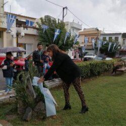 Τιμήθηκε στον δήμο Πλατανιά η Εθνική Επέτειος της 28ης Οκτωβρίου