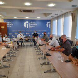 ΕΒΕΧ και ξενοδόχοι, στην κοινή προσπάθεια να ξεπεραστεί η κρίση που προκαλεί ο κορωνοϊός