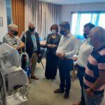 Νέο αναπνευστήρα, δωρεά της ΔΕΥΑΧ, απέκτησε η κλινική Covid του Νοσοκομείου Χανίων