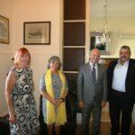 Στην αντιπεριφέρεια Χανίων ο Πρέσβης της Φινλανδίας στην Ελλάδα