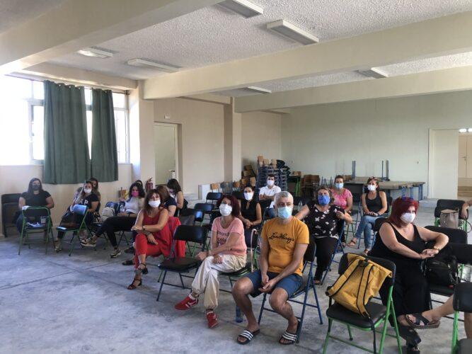 Άρχισαν τα μαθήματα στο Κέντρο Δια βίου Μάθησης του Δήμου Πλατανιά