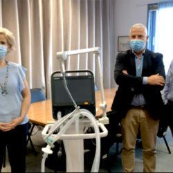 Τα ΣΥΝ.ΚΑ Supermarkets δωρίζουν τεχνικό εξοπλισμό στο Νοσοκομείο Χανίων