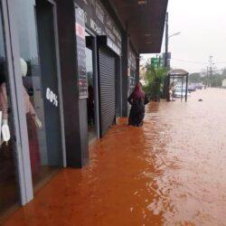 Νομικά, κατά παντός υπευθύνου θα κινηθεί ο έμπορος του Κλαδισού που πλημμυρίζει με την πρώτη βροχή