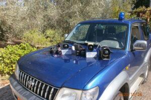 Συσκευές παραγωγής ήχων για εγκλωβισμό πουλιών, κατέσχεσε η Διεύθυνση Δασών Χανίων