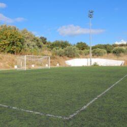 Αναβαθμίζεται το δημοτικό γήπεδο της Μοναχής Ελιάς, στα Χανιά