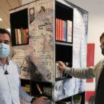 Ο Δήμος Χανίων ενισχύει εκ νέου την Ανταλλακτική Βιβλιοθήκη του Νοσοκομείου