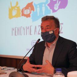 Οι πρωτοβουλίες της Περιφέρειας Κρήτης για την πανδημία παρουσιάστηκαν στη σύσκεψη υπό τον πρωθυπουργό