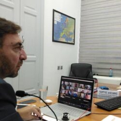 Ο Αντιπεριφερειάρχης Κρήτης Γιώργος Αλεξάκης εξελέγη Αντιπρόεδρος του Ευρωπαϊκού Δικτύου EUROMONTANA