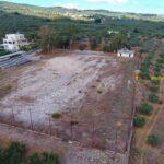 Ανακατασκευή και προσθήκη τάπητα στο γήπεδο Βουκολιών