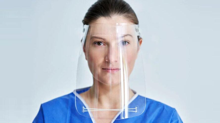 Πρόστιμο σε όσους φορούν ασπίδα αντί για μάσκα. Οι εξαιρέσεις