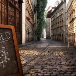 Παρατείνεται το μίνι lockdown