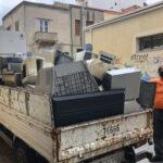 Πάνω από 1,7 τόνοι απόβλητα ηλεκτρικού και ηλεκτρονικού εξοπλισμού συγκέντρωσε ο δήμος Χανίων σε μία ημέρα