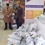Παραδόθηκαν 800 κιλά χοιρινού από την Τράπεζα Χανίων, στο κοινωνικό παντοπωλείο του δήμου Χανίων