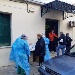 Όλοι αρνητικοί για covid στο καταφύγιο αστέγων του δήμου Χανίων