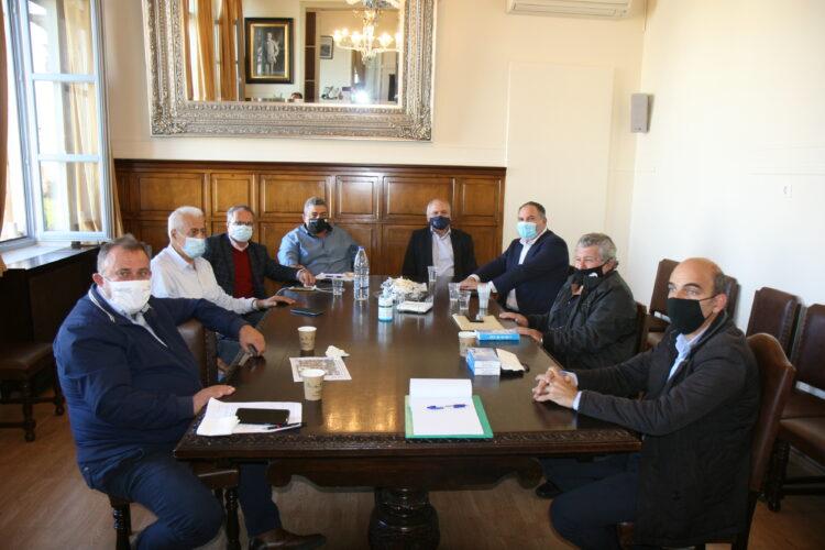 Ιδρύεται γραφείο υποστήριξης δήμων, στην Αντιπεριφέρεια Χανίων, που αντικαθιστά την ΤΥΔΚ