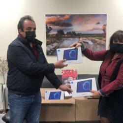 Χορηγία 20 tablet από SYNKA στον Δήμο Πλατανιά