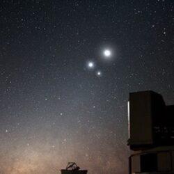 Το «Αστέρι της Βηθλεέμ» θα εμφανιστεί στον ουρανό για πρώτη φορά τα τελευταία 800 χρόνια