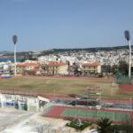 Εργασίες βελτίωσης των αθλητικών εγκαταστάσεων του ΕΑΚ Χανίων