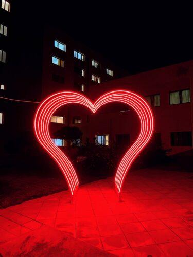 """Δήμος Χανίων: Όμορφη, γιορτινή """"νότα"""" στο νοσοκομείο Χανίων"""