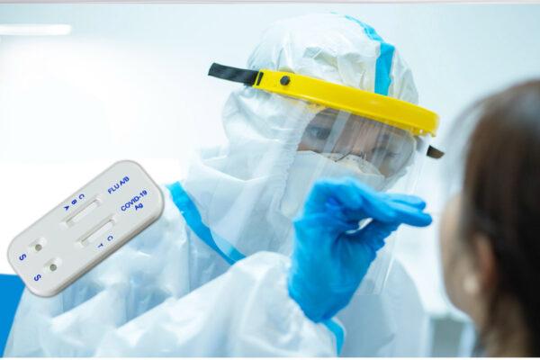Διεξαγωγή Rapid Test σε πεζούς κάθε Δευτέρα και Πέμπτη στα Χανιά