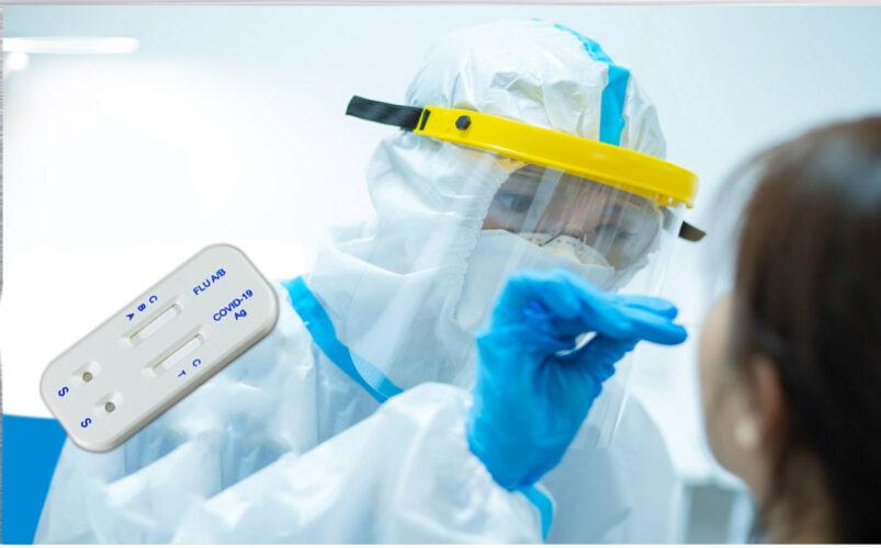 Διεξαγωγή Rapid Test σε πεζούς την Παρασκευή 26 Μαρτίου, στα Κουνουπιδιανά
