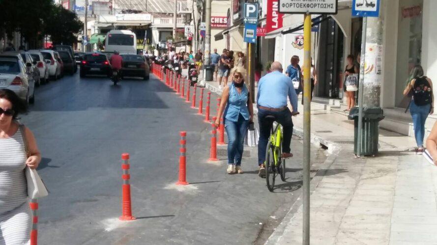 Ξεκινούν την Δευτέρα οι εργασίες ανακατασκευής του ασφαλτοτάπητα στην οδό Χατζημιχάλη Γιάνναρη