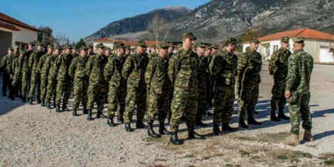 Στρατιωτική θητεία: Δωδεκάμηνο για όλους από τον Μάιο. Ποιοι εξαιρούνται