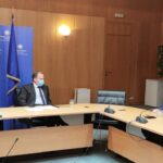 Στο υπουργείο υποδομών ο Περιφερειάρχης για θέματα της Κρήτης