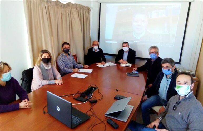 Συνεδρίασε η επιτροπή της Περιφέρειας Κρήτης για θέματα φυτοπροστασίας στο πρωτογενή τομέα