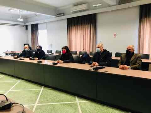 Πιο στενή συνεργασία μεταξύ Δικηγορικού Συλλόγου και δήμου Χανίων