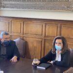 Ν.Καλογερής - Ντ.Μπακογιάννη: ΒΟΑΚ, οδικά και αντιπλημμυρικά έργα στο επίκεντρο