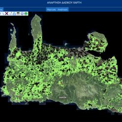 Προβληματισμός και στους δημάρχους της Κρήτης για τους δασικούς χάρτες