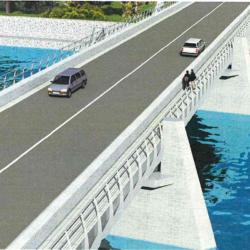 Κατατέθηκε η μελέτη περιβαλλοντικών επιπτώσεων για τη νέα γέφυρα του Κερίτη