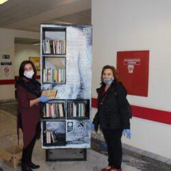 Ενισχύεται από τον δήμο, η ανταλλακτική βιβλιοθήκη του Νοσοκομείου Χανίων