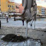 Άμεσος ο καθαρισμός του λιμανιού μετά την υποχώρηση της κακοκαιρίας