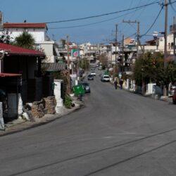 Ολοκληρώθηκαν οι εργασίες ανακατασκευής ασφαλτοτάπητα σε τμήμα της οδού Ελευθερίας στο Πασακάκι