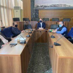Συνεδρίασε στο Ρέθυμνο η Εκτελεστική Επιτροπή της ΠΕΔ Κρήτης
