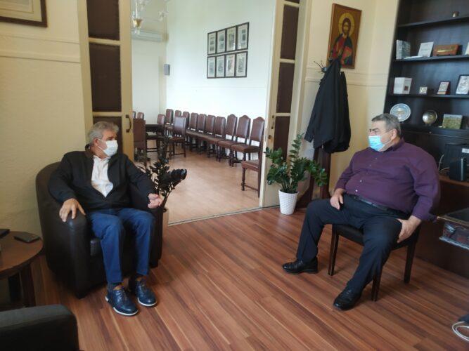"""Διαβεβαιώσεις Καλογερή σε Παπαδογιάννη: Δεν αλλάζει ο ρόλος του ΟΑΚ, με την ίδρυση του """"Δαιδάλου"""""""