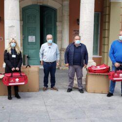 Η Περιφέρεια Κρήτης ενισχύει τις κινητές ομάδες ειδικού σκοπού του ΕΟΔΥ στο νησί