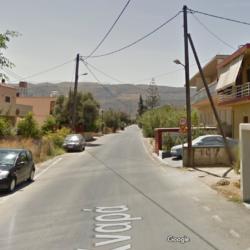 Δήμος Χανίων: Νέα άσφαλτος στις οδούς Χναρά και Χρυσοπηγής