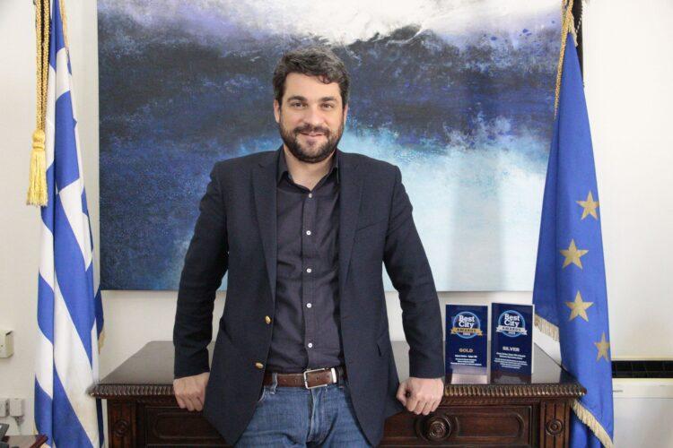 """Δύο διακρίσεις απέσπασε ο Δήμος Χανίων στα """"Best City Awards 2020"""""""