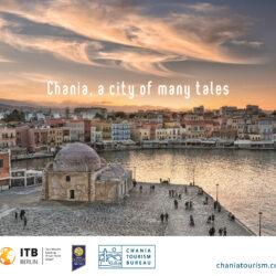 """Ψηφιακό """"παρών"""" δίνει ο δήμος Χανίων στην Διεθνή Τουριστική Έκθεση ITB του Βερολίνου"""