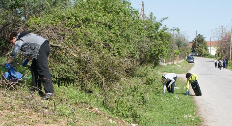 Εκστρατεία εθελοντικού καθαρισμού και καλλωπισμού περιοχών του Δήμου Πλατανιά