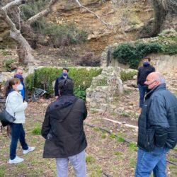 Συνεχίζονται οι εργασίες για την ανάδειξη του μοναδικού αρχαιολογικού χώρου στα Μπουτσουνάρια Περιβολίων