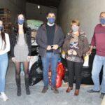 Πέντε παλέτες με τρόφιμα και είδη ανάγκης στέλνει ο Δήμος Χανίων στους σεισμόπληκτους της Θεσσαλίας